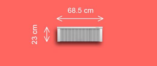 radiateur électrique SK100