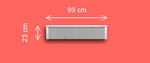 radiateur électrique SK150