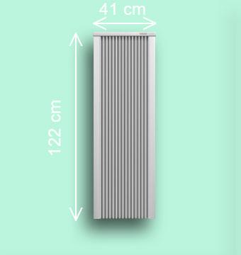 radiateur électrique SL 100 / SL 150