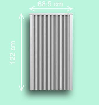 radiateur électrique SL 200 / SL 250