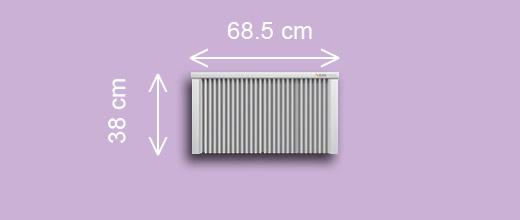 radiateur électrique SN 100