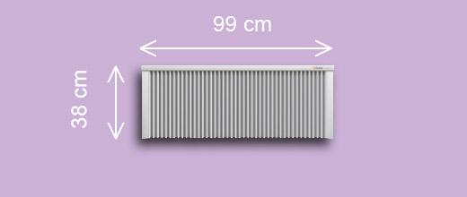 radiateur électrique SN 120 / SN 150