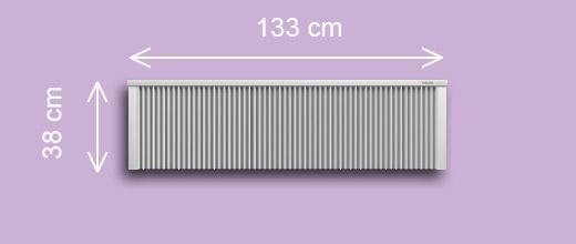 radiateur électrique SN 160 / SN 200