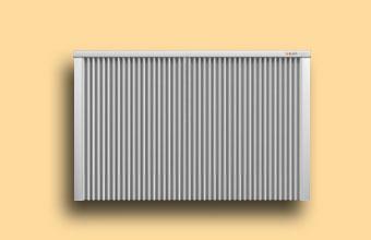 radiateurs électriques compacts