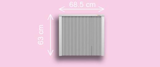 radiateur électrique S 100 / S 160