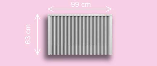 radiateur électrique S 120 / S 202