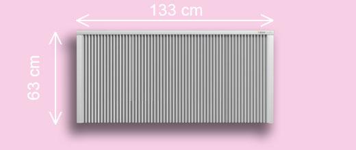 radiateur électrique S 200 / S 250