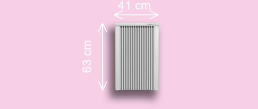 radiateur électrique S 50 / S 81